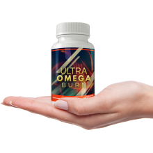 Ultra Omega Burn Supplement