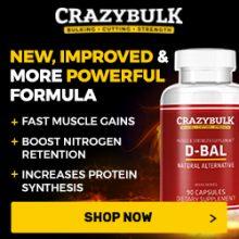 Crazybulk D-Bal