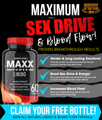 Maxx Power Libido Pills
