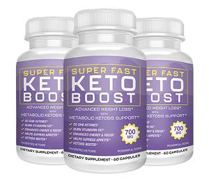 Super Fast Keto Boost