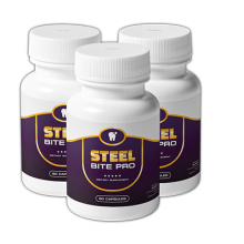 Steel Bite Pro Supplement